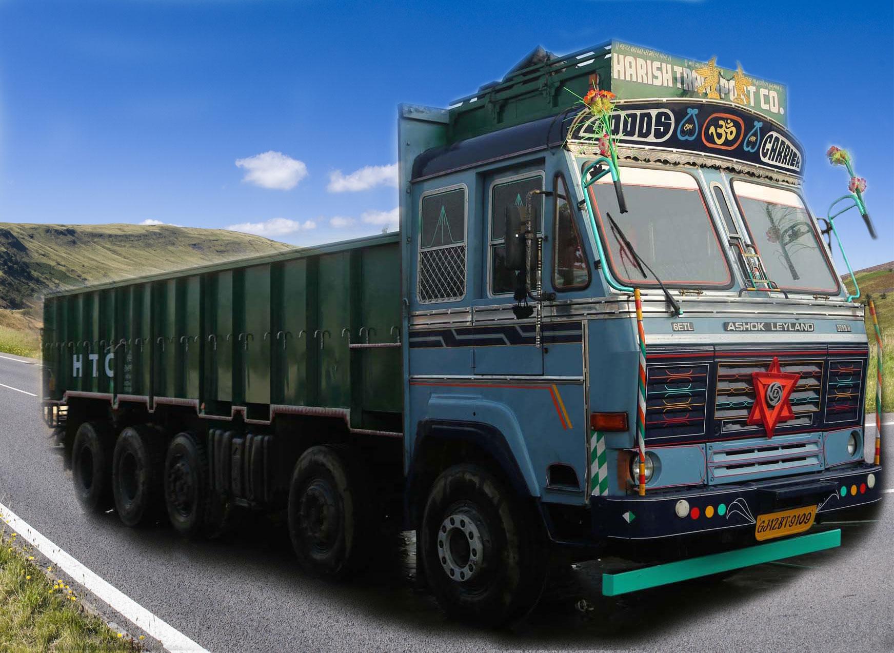 rashmi transport gandhidham